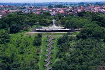 Parque do Cristo ganha novos atrativos