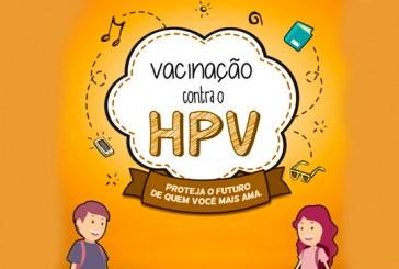 Lançada a Campanha para vacinação de adolescentes contra meningite e HPV