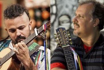 Minas ao Luar com Chico Lobo e Luiz Salgado em Araxá