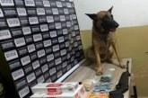 Polícia Militar prende suspeitos e apreende crack no bairro Novo Horizonte