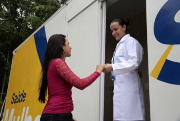 Sesc Saúde Mulher chega a Araxá com exames gratuitos