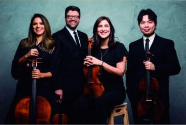 Crea Cultural traz Quarteto Guignard a Araxá