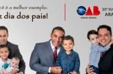 Feliz Dia dos Pais – Uma homenagem da OAB Araxá