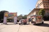 'FDS Gourmet' reúne food trucks, carros antigos e motos esportivas em Araxá