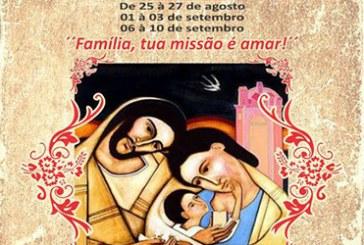 Comunidade prepara Festa em louvor à Sagrada Família