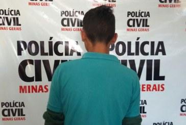 Polícia Civil prende suspeito por tentativa de homicídio após briga em Nova Ponte