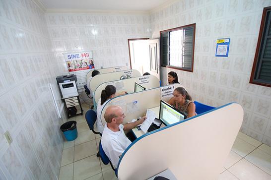 Sine de Araxá dobra inserções no mercado de trabalho nos últimos sete meses