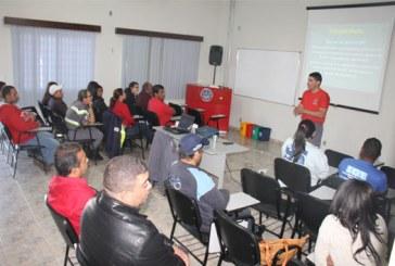 Servidores municipais participam de curso de Primeiros Socorros
