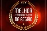 Uniaraxá é melhor Centro Universitário da Região