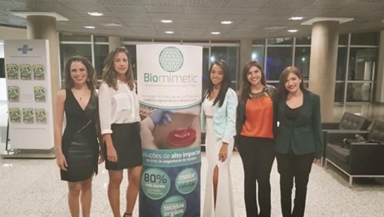 Projeto nascido no Cefet-MG é premiado por produzir tecnologia para crescimento de tecidos 3