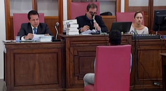 Absolvição no primeiro dia de julgamentos do Tribunal do Juri