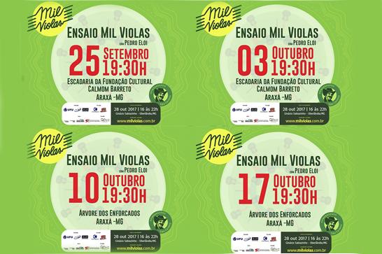 Músicos de Araxá ensaiam para o Mil Violas 2017 3