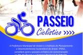 Convite: Passeio ciclístico em Comemoração ao Dia da Árvore e a Semana Nacional de Trânsito
