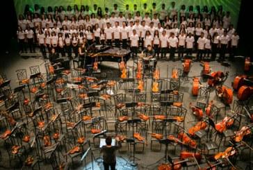 Araxá recebe pela primeira vez apresentações do Festival Internacional de Corais