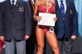 Policial Campeã Brasileira conquista o pódio entre as melhores atletas da América latina