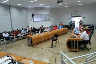 Cinco Projetos são aprovados na 2ª Reunião Ordinária do mês de outubro