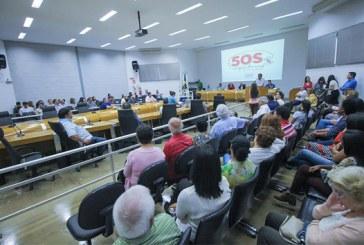 Câmara presta homenagem aos 50 anos do SOS e anuncia novidades