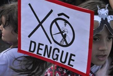 Queda no índice do mosquito da dengue em Araxá: resultado é o menor do ano