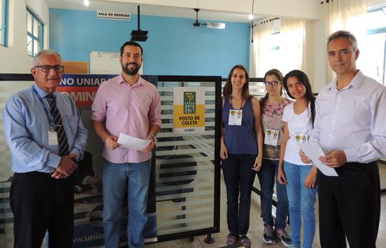 Uniaraxá apoia Censo Agropecuário e cede estrutura para trabalho do IBGE 1