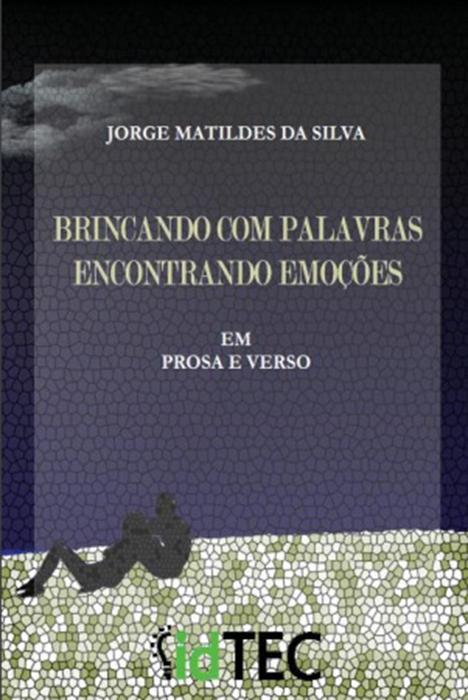 """Convite: Lançamento do livro """"Brincando com Palavras Encontrando Emoções"""" 3"""