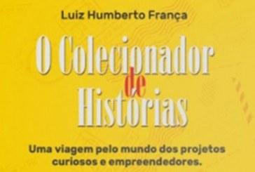 """Lançamento do livro """"O Colecionador de Histórias"""""""