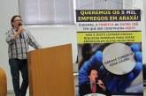 Vereador lança campanha para impedir construção da fábrica de superímãs fora de Araxá