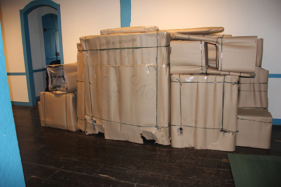 Museu Dona Beja receberá mobiliário histórico da primeira presidente de honra 3