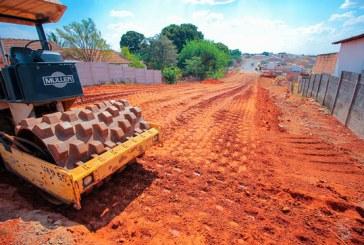 Prefeitura inicia obras na Rua Maria de Lourdes Moreira