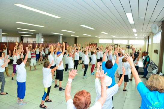 Araxá sedia evento voltado para o bem estar e turismo na terceira idade