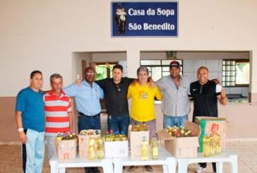 Projeto social no Ruralão 2017 arrecada 360 litros de óleo para entidades beneficentes