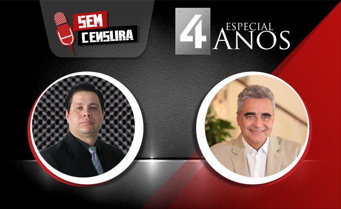 Toninho admite que vai analisar a possibilidade de ser candidato a prefeito