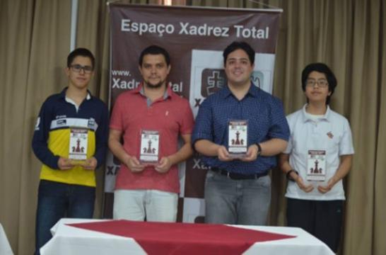 Araxaense Conquista Campeonato Brasileiro de Xadrez Amador 1