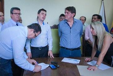 Prefeitura de Araxá e Banco do Brasil assinam convênio