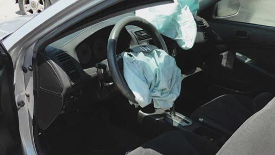 Denatran alerta que 85% dos recalls em airbags não foram feitos