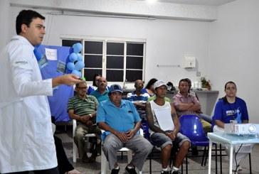 Novembro Azul é realizado em UBSs com atendimentos variados