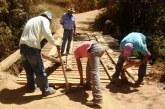 PMA recupera estradas vicinais, mata-burros e pontes de acesso à zona rural