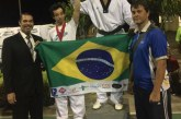 Mestre Evandro é campeão de Taekwondo no Best Of The Best de Aruba