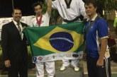Mestre Evandro é campeão de Taekwondo no Best Of The Best de Aruba