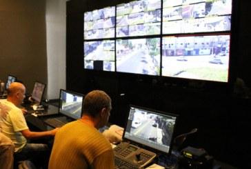 Central de Videomonitoramento, em um ano de instalação,contribui para redução de roubos