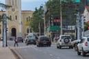 Trânsito passa por alteração e ganha sinalização na avenida Antônio Carlos