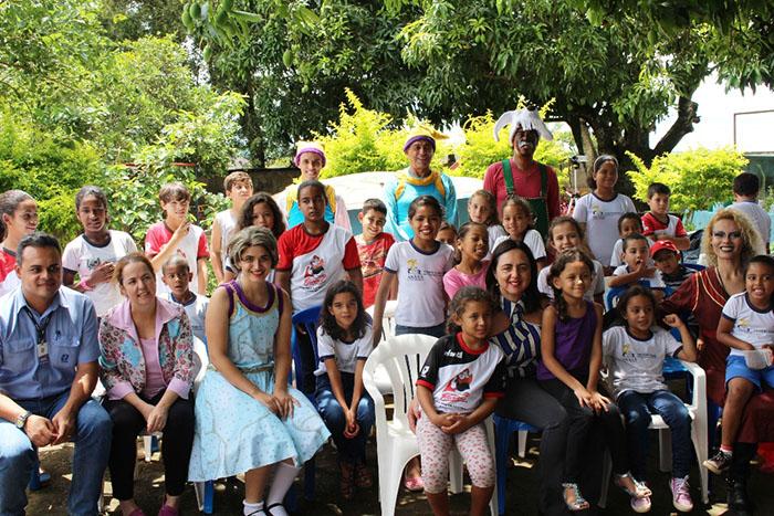 Projetos Sanitaristas Mirins e Cientistas do Cerrado formam 88 alunos da zona rural 3