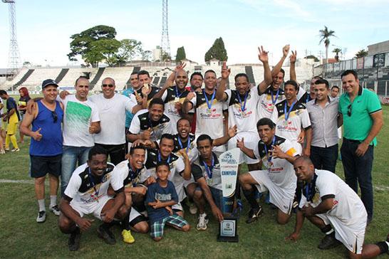 São Pedro vence Boca Júnior e conquista o título do 1° Campeonato Ruralão Máster