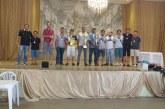 Enxadristas de Araxá são vice e terceiro colocados no Circuito Minas Gerais de Xadrez Rápido 2017