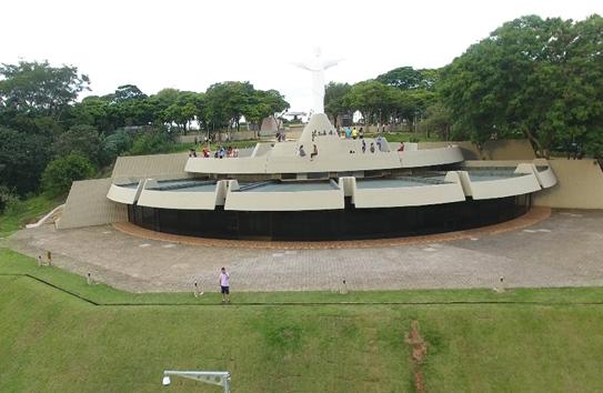 Abertas licitações para atividades comerciais no Parque do Cristo