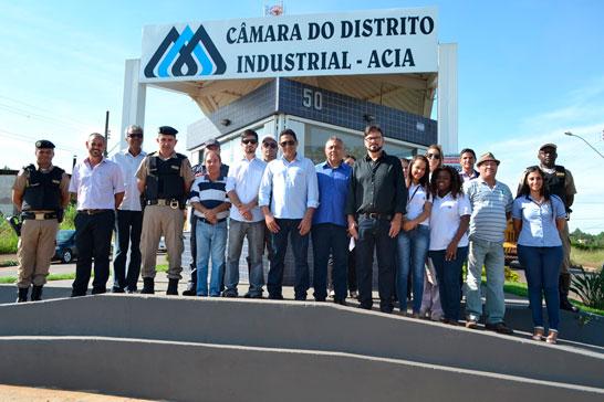 Distrito Industrial de Araxá inaugura nova sede