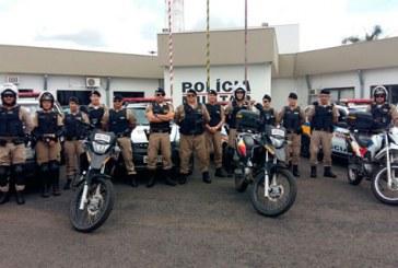 """Polícia Militar realiza operação """"Motoblitz"""""""
