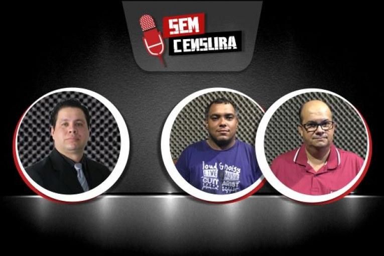 Sem Censura debate as chances dos candidatos de Araxá nas eleições de 2018