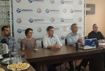 Uniaraxá apresenta novidades para 2018