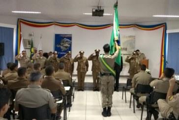 37º Batalhão da Polícia Militar comemora 13 anos