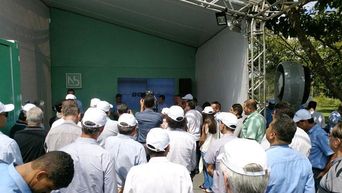 Inovação Tecnológica com riqueza Araxaense: CBMM lança o Niobium Solar Mobile Project 6